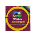 Weiss Cannon MatchPower- cordajes tenis (12m)