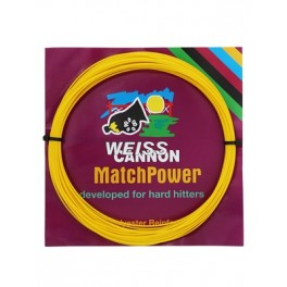 Weiss Cannon MatchPower- cordajes tenis
