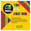 Weiss Cannon The Big Fantum - Cordajes tenis (12m)