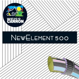 Weiss Cannon NewElement 500 - Cordajes tenis (12m)