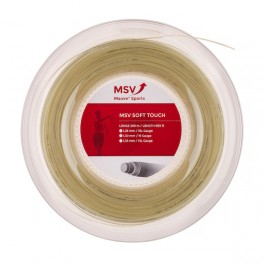 Cordaje tenis MSV Soft-Touch (200m)